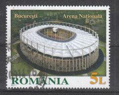 Romania   -   2011. Stadio Nazionale.  National Stadium. - Other