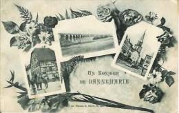 68 Un Bonjour De DANNEMARIE - Dannemarie