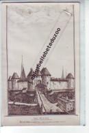 CPSM - 10 - BAR SUR AUBE - Porte Notre Dame Fin Du XVIè Siècle D´après Les Plans Et Archives Communales - RARE - Bar-sur-Aube