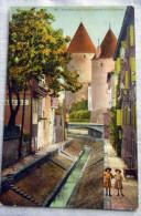 SUISSE,HELVETIA,SWISS, YVERDON CANAL ORIENTAL - VD Vaud