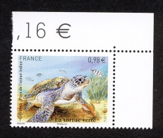 France 2014 - Yv N° 4903 ** - La Tortue Verte - France
