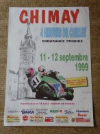 Circuit de Chimay- 4 HEURES DE CHIMAY- ENDURANCE PROBIKE - 11-12 SEPTEMBRE 1999