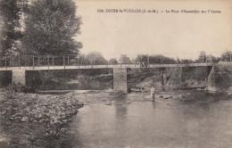 CPA 77 Ozouer Le Voulgis - Le Pont D'austerlitz Sur L'yerres - Other Municipalities