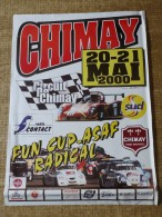 Circuit de Chimay- FUN CUP-ASAF RADICAL - 20-21 mai 2000