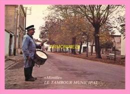 CPM  SAINTE MARIE LA NOUE   Mimille , Le Tambour Municipal - Ile De Ré