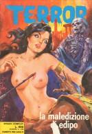 TERROR MAXI N°51  LA MALEDIZIONE DI EDIPO - Libri, Riviste, Fumetti