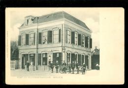Kollum  :   Post En Telegraafkantoor - Pays-Bas