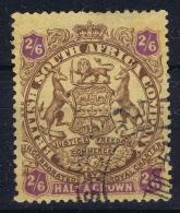 British South Africa Company 1896, Mi Nr 34 II Used - Groot-Brittannië (oude Kolonies En Protectoraten)
