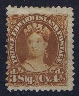 Canada: Prince Edward Island 1870 Mi Sc 10 MH/* - Nuovi