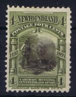 Canada: New Foundland 1897 Mi 47 Not  Used (*) - Newfoundland