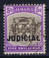Jamaica Revenue JUDICAL - Jamaica (...-1961)