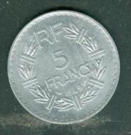 5 Franc - 1949 - Aluminium, Lavrillier  Pieb7102 - France