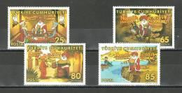 Turkey - 2008 - ( 800th Anniv Of Nasreddin Hodja's Birth ) - MNH (**) - 1921-... República