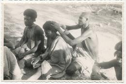 Real Photo Edition Foto Lusvardi  Coiffeur Haircut - Eritrea