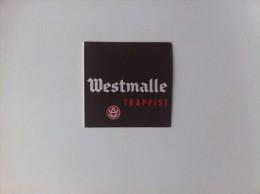 Sous Bock WESTMALLE - Portavasos