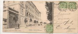 TUNIS REGENCE DE TUNIS Sur 2 CPA - Tunesien (1888-1955)