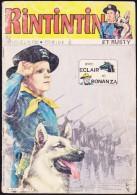 Rin Tin Tin - N° 130- Sagedition - (  Décembre 1980 ) . - Rintintin