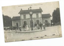 Gare De Lizy Sur  Ourcq Seine Et Marne - Stations Without Trains