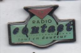 Média Radio , Radio Contact - Medien