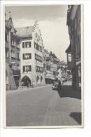 10304 -  Ville Et Vieilles Voitures Mimosa Gravura 1940-45 - Postcards