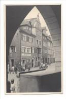 10305-  Ville Et Vieille Voiture Mimosa  1940-45 - Cartes Postales