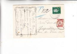 BELGIEN - Portomarke, 1930, Michel 31, Ansichtskarte Aus Deutschland - Portomarken