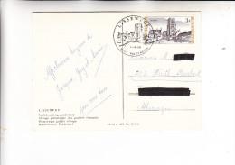 BELGIEN - Maximumkarte, 1969, Michel 1524, Passende Marke, FDC - Stempel Und Ansichtskarte - Cartoline Maximum