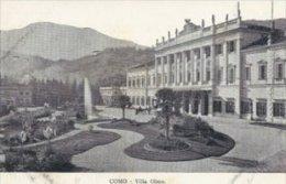 Como -  Villa Olmo.     S-1499 - Como