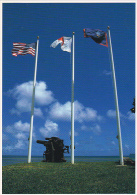 Guam Gaan Point Pacific Memorial Historical Park - Guam