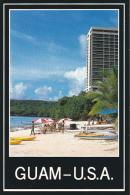 Guam Tumon Beach Guam Reef Hotel - Guam