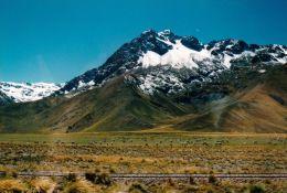 1 AK Peru * Ansicht der Cordillera Vilcanota *