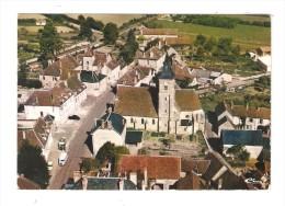 CSM : 58 - Brinon Sur Beuvron : Vue Générale Quartier De L'Eglise - VUE  PEU  COMMUNE - Brinon Sur Beuvron