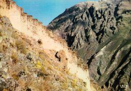 1 AK Peru * Ollantaytambo mit den Inka - Treppen (Ramparts Incas) *