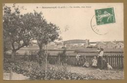10 - Maurecourt (S. Et O.) - Un Jardin, Rue Itasse - Maurecourt