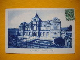 Cpa  AMIENS - 80 - Le Musée  - Somme - Amiens