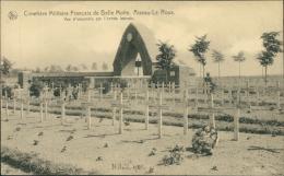 BELGIQUE AISEAU / Cimetière Militaire Français De Belle-Motte, Vue D'Ensemble / - Aiseau-Presles