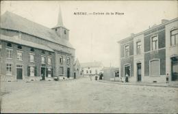 BELGIQUE AISEAU / Entrée De La Place / - Aiseau-Presles
