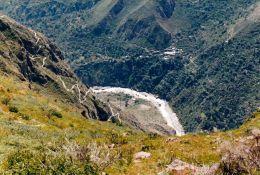 1 AK Peru * Landschaft im Colca-Tal *