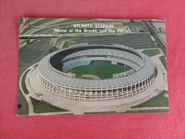Baseball Atlanta Stadium Home Of The Braves & Falcons Ref 1548 - Baseball