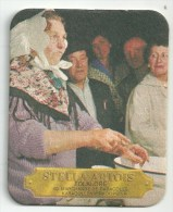 Stella Artois  Folklore -  Karacollenverkoopster - Sous-bocks