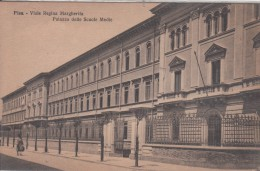PISA -VIALE REGINA MARGHERITA SCUOLE MEDIE-BELLA E BEN CONSERVATA- - Pisa