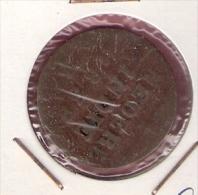 NEDERLANDS INDIE 2 CENT 1838J - Indes Néerlandaises