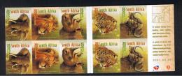 RB 991 - 2001 South Africa Big Five Stamp Booklet - South Africa (1961-...)