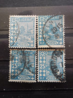 ALGERIE N°78 X 4 Oblitéré - France (ex-colonies & Protectorats)