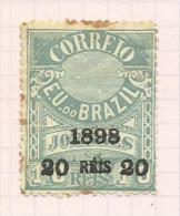 Brésil N°101 Côte 3 Euros - Brésil