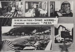 Diano Marina   Pensione Ristorante Piera      Scan 8467B - Imperia