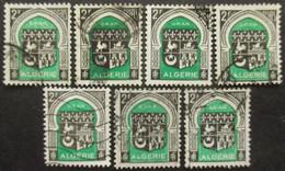 ALGERIE N°259 X 6 Oblitéré - France (ex-colonies & Protectorats)