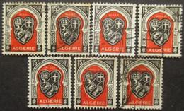 ALGERIE N°271 X 6 Oblitéré - France (ex-colonies & Protectorats)