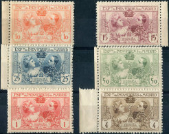 Espana 1907. Michel # AI A-f VF/MNH(**) (Ts03) - 1889-1931 Koninkrijk: Alfonso XIII