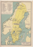 Zweden   Sverige         Scan 8472B - Zweden